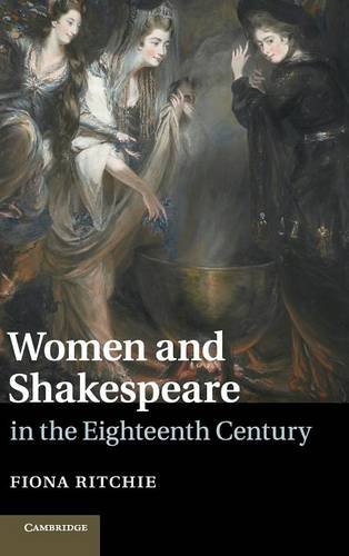 9781107046306: Women and Shakespeare in the Eighteenth Century