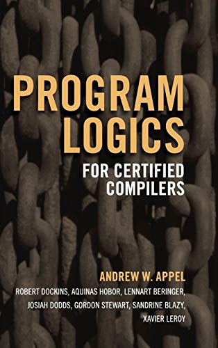 9781107048010: Program Logics for Certified Compilers