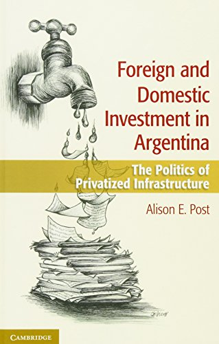 9781107048041: Foreign and Domestic Investment in Argentina: The Politics of Privatized Infrastructure