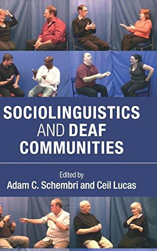 9781107051942: Sociolinguistics and Deaf Communities