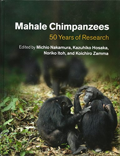 9781107052314: Mahale Chimpanzees: 50 Years of Research