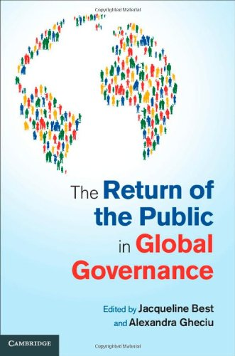 9781107052956: The Return of the Public in Global Governance