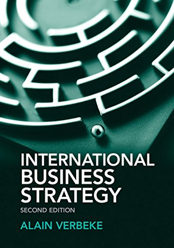 9781107055438: International Business Strategy