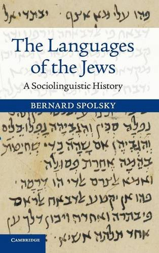 9781107055445: The Languages of the Jews