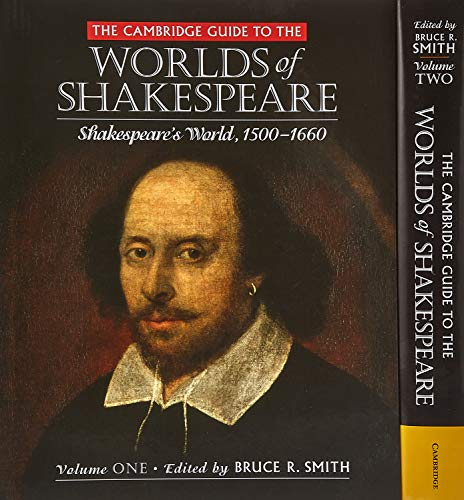 9781107057258: The Cambridge Guide to the Worlds of Shakespeare 2 Volume Hardback Set