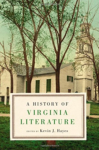 A History of Virginia Literature: Cambridge University Press