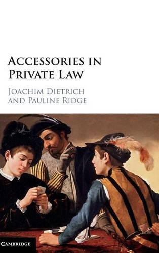 9781107063440: Accessories in Private Law