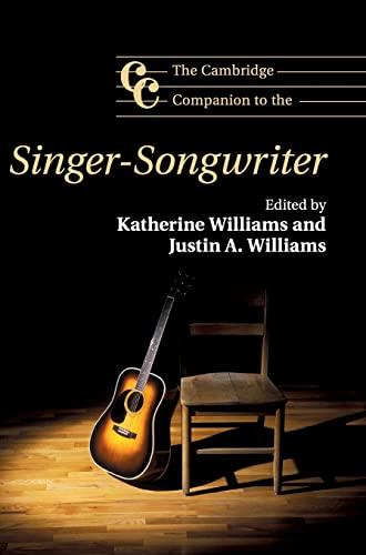 9781107063648: The Cambridge Companion to the Singer-Songwriter (Cambridge Companions to Music)