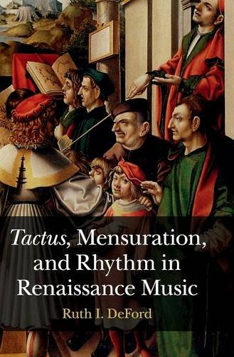 9781107064720: Tactus, Mensuration and Rhythm in Renaissance Music