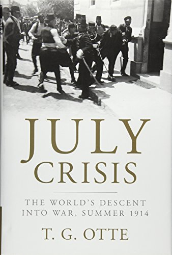 July Crisis: The World's Descent into War, Summar 1914