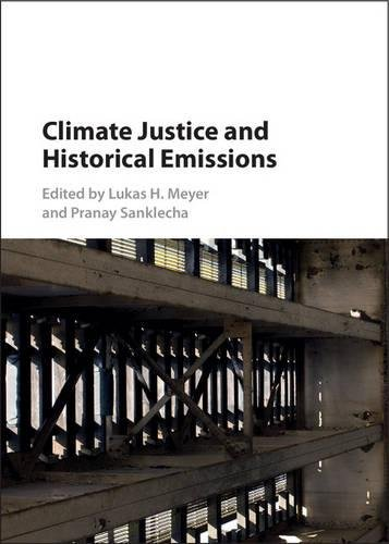 9781107069534: Climate Justice and Historical Emissions