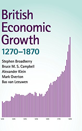 9781107070783: British Economic Growth, 1270-1870
