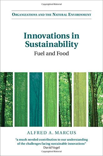 9781107072794: Innovations in Sustainability: Fuel and Food (Organizations and the Natural Environment)