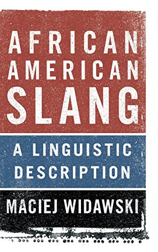 9781107074170: African American Slang: A Linguistic Description