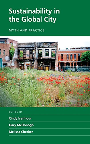 9781107076280: Sustainability in the Global City: Myth and Practice (New Directions in Sustainability and Society)