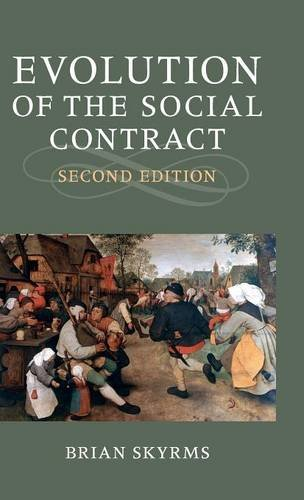 9781107077287: Evolution of the Social Contract