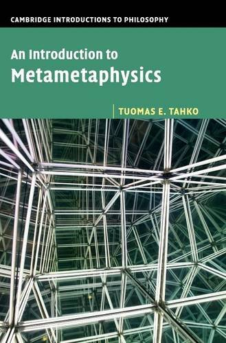 9781107077294: An Introduction to Metametaphysics (Cambridge Introductions to Philosophy)
