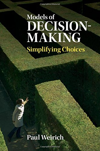 9781107077799: Models of Decision-Making: Simplifying Choices