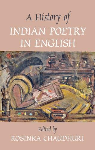 9781107078949: A History of Indian Poetry in English