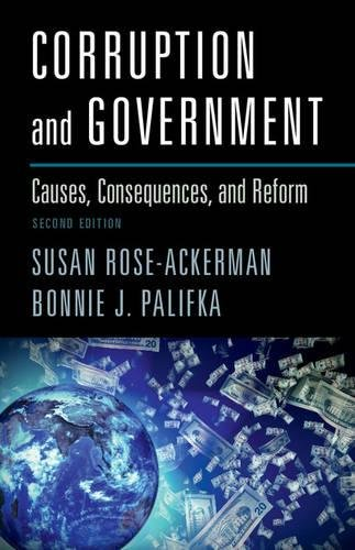 9781107081208: Corruption and Government: Causes, Consequences, and Reform