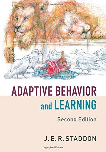 9781107082472: Adaptive Behavior and Learning