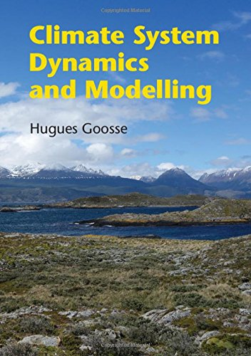 9781107083899: Climate System Dynamics and Modelling