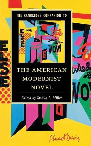 9781107083950: The Cambridge Companion to the American Modernist Novel (Cambridge Companions to Literature)