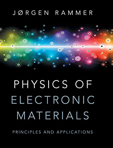 Physics of Electronic Materials: Principles and Applications: JÃ rgen Rammer