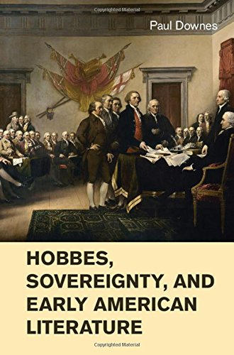 9781107085299: Hobbes, Sovereignty, and Early American Literature (Cambridge Studies in American Literature and Culture)