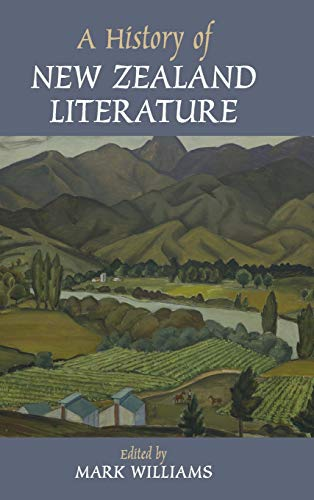9781107085350: A History of New Zealand Literature