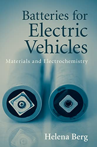 9781107085930: Batteries for Electric Vehicles: Materials and Electrochemistry