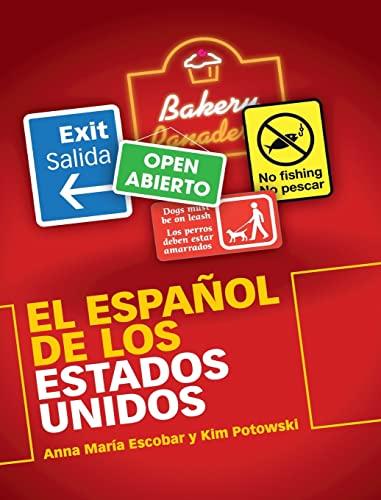 9781107086340: El Español de los Estados Unidos