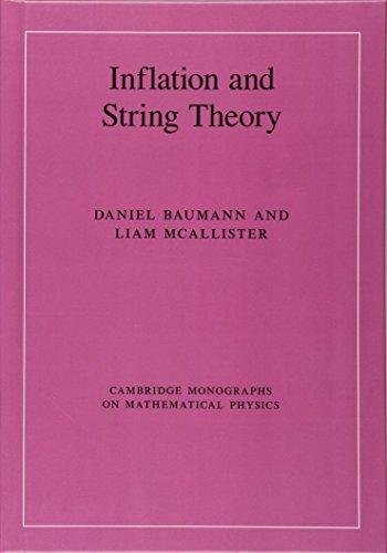 9781107089693: Inflation and String Theory (Cambridge Monographs on Mathematical Physics)