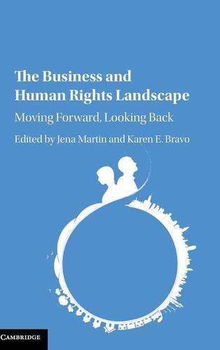 9781107095526: The Business and Human Rights Landscape: Moving Forward, Looking Back