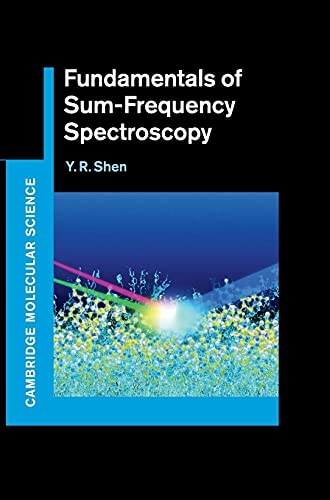 9781107098848: Fundamentals of Sum-Frequency Spectroscopy (Cambridge Molecular Science)