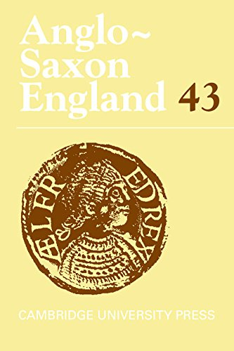 Anglo-Saxon England: Volume 43: Cambridge University Press
