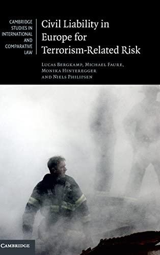 Civil Liability in Europe for Terrorism-Related Risk: Lucas Bergkamp