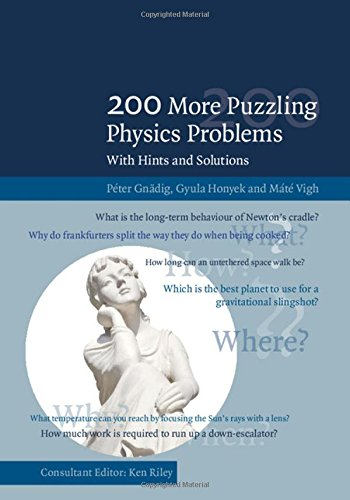 9781107103856: 200 More Puzzling Physics Problems: With Hints and Solutions