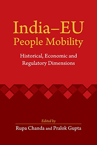 9781107104815: India-EU People Mobility: Historical, Economic and Regulatory Dimensions