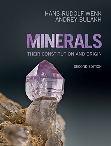 9781107106260: Minerals: Their Constitution and Origin