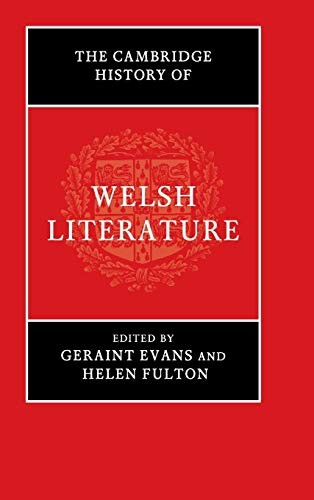 9781107106765: The Cambridge History of Welsh Literature