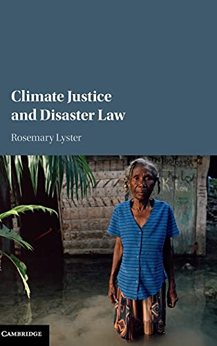 9781107107229: Climate Justice and Disaster Law