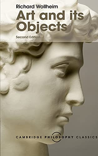 9781107113800: Art and its Objects (Cambridge Philosophy Classics)