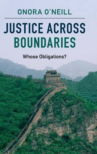 9781107116306: Justice across Boundaries