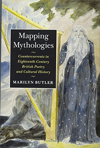 9781107116382: Mapping Mythologies: Countercurrents in Eighteenth-Century British Poetry and Cultural History