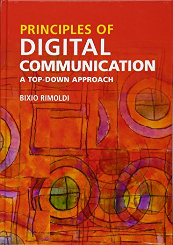 9781107116450: Principles of Digital Communication: A Top-Down Approach