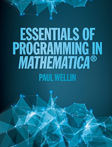 9781107116665: Essentials of Programming in Mathematica®