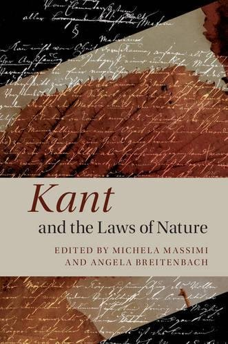 9781107120983: Kant and the Laws of Nature