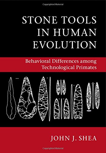9781107123090: Stone Tools in Human Evolution: Behavioral Differences among Technological Primates
