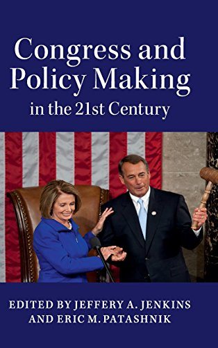 9781107126381: Congress and Policy Making in the 21st Century